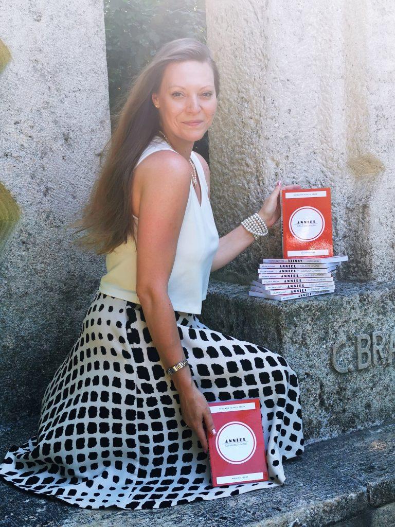 Melania Adony - Anniel - Calauza Luminii